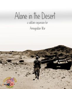 Armageddon War - Alone in the Desert Solitaire Expansion
